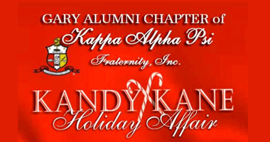 Kappa Kandy Kane Holiday Affair 2019