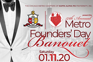 37th Annual Metro Founders' Day