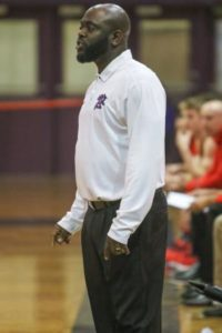 Coach Larry Moore (Kappa Alpha Psi)